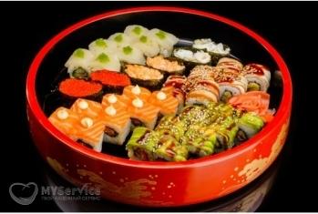 Мураками. Доставка блюд японской кухни