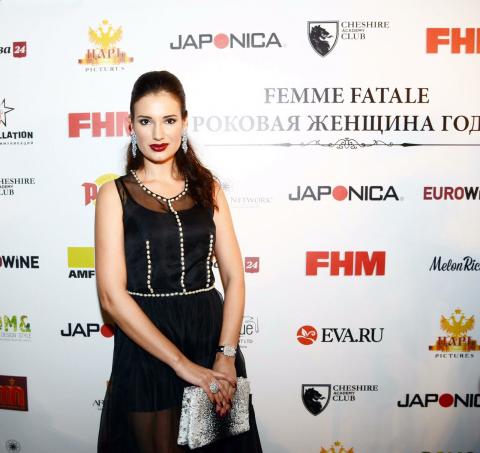 Имя актрисы Натальи Губиной пополнило список «роковых женщин России».