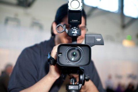 Выбор видеооператора: главные критерии