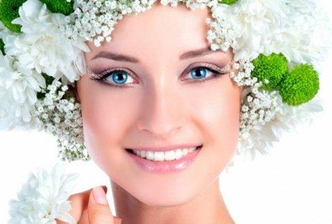 Натуральная косметика для естественной красоты