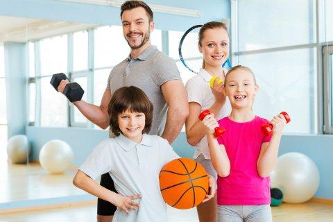 Семья и здоровье. Учимся правильно улучшать здоровье се ...