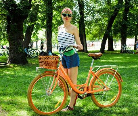 Учимся выбирать велосипед