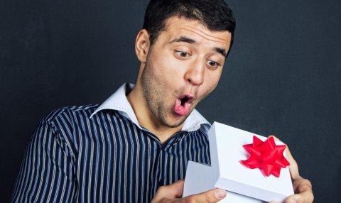Что купить своему возлюбленному на день рождение?